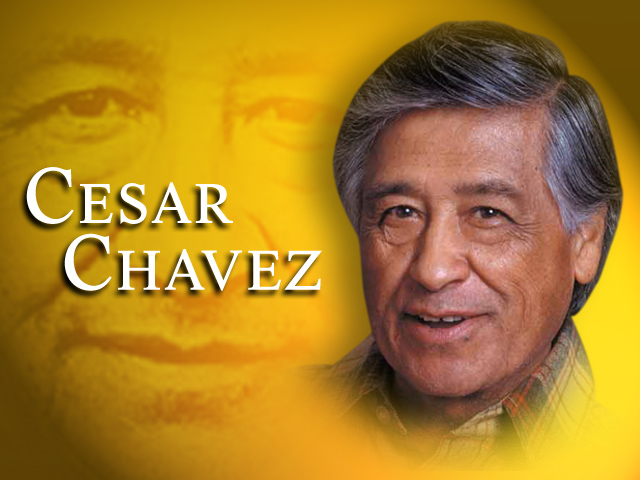 a research on the life and characteristics of cesar chavez His parents also taught him that it was important to help others césar and his  family often helped his uncles, aunts, and cousins by giving them food when they .