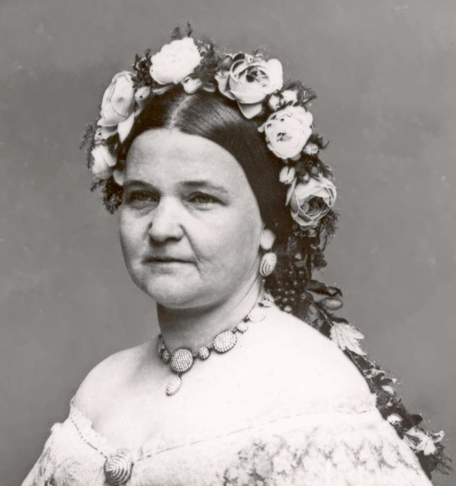 Abraham Lincoln-6. Mary Todd Lincoln