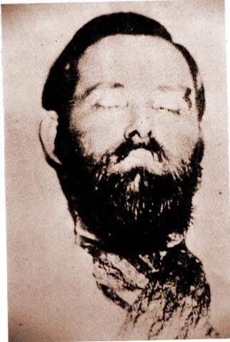 Jesse James at His Death American History Famous People Film Nineteenth Century Life Legends and Legendary People Crimes and Criminals