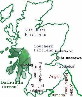 Pictland - Scotland's Predecessor Ancient Places and/or Civilizations Geography Legends and Legendary People Famous People