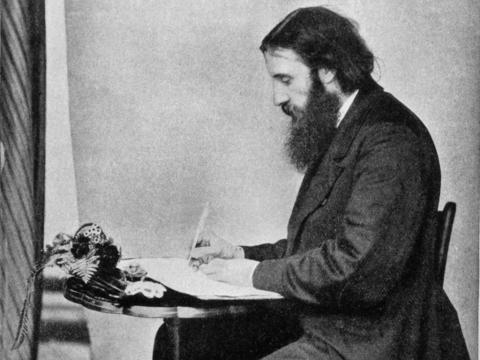 George MacDonald - Author Who Influenced C.S. Lewis Famous People Philosophy Visual Arts