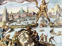 Student Stories on the Colossus of Rhodes