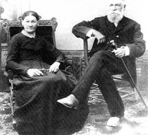 Nicholas and Virginia Earp