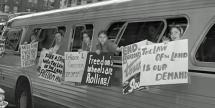 Freedom Rides Had What Purpose?