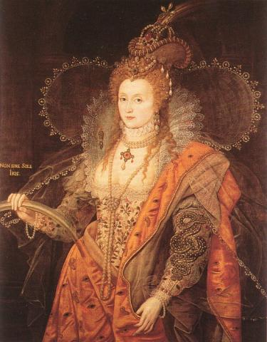 Queen Elizabeth I Visual Arts Famous People Legends and Legendary People Social Studies World History