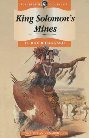 King Solomon's Mines - by H. Rider Haggard Film Fiction Nineteenth Century Life