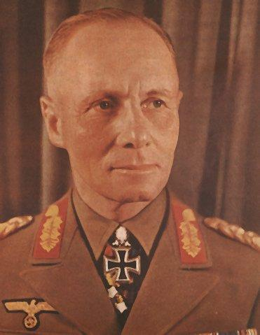 General Erwin Rommel  Famous People Visual Arts World War II Social Studies
