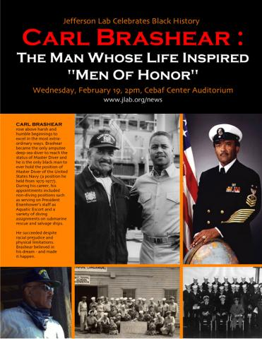 Men of Honor:  Story of Carl Brashear (Illustration) Biographies African American History Tragedies and Triumphs Civil Rights Film Social Studies
