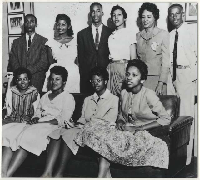 a history of the little rock nine in the american civil rights movement Summary and definition: the little rock nine crisis erupted on september 4, 1957 when orval faubus, the governor of arkansas, the refused the admission of nine african american students to the racially segregated little rock central high school on september 23, 1957, president dwight eisenhower .