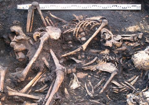 ARE THESE ROMANOV-FAMILY BONES? (Illustration) Famous People Geography History World History Famous Historical Events Social Studies Biographies