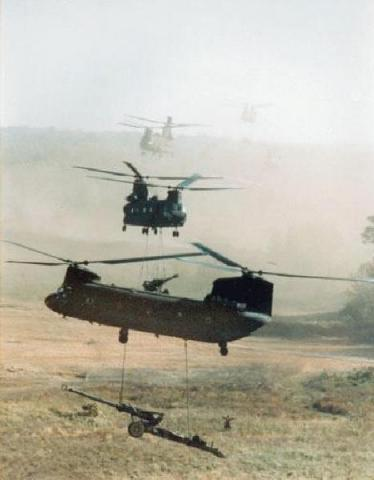 CH-47 Chinook American History Social Studies Tragedies and Triumphs