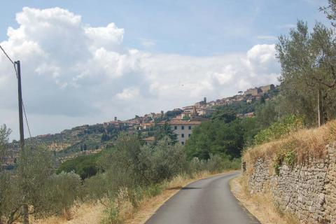 Cortona Roads Geography Tragedies and Triumphs Ethics