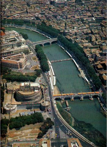 Castel Sant'Angelo History Geography