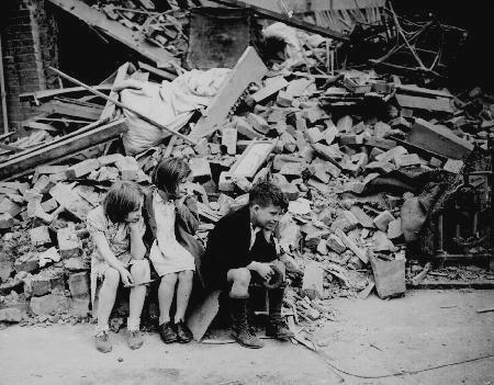 Destroyed Homes Disasters World War II Social Studies World History