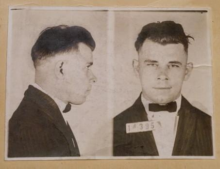 John Dillinger - Age 21 Legends and Legendary People American History Famous People Social Studies