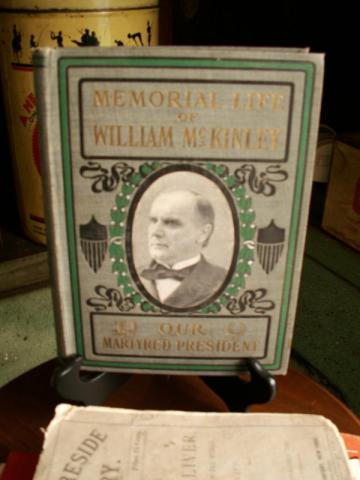 Memorial Life of William McKinley Biographies American History American Presidents Disasters Famous Historical Events Famous People Social Studies