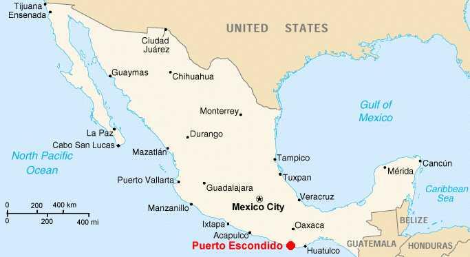 Mexico City Map Locator Geography Social Studies Visual Arts