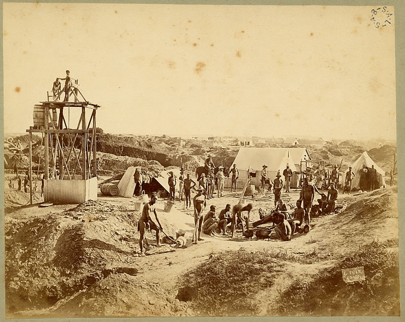 Discovery of Diamonds in South Africa - photo #24