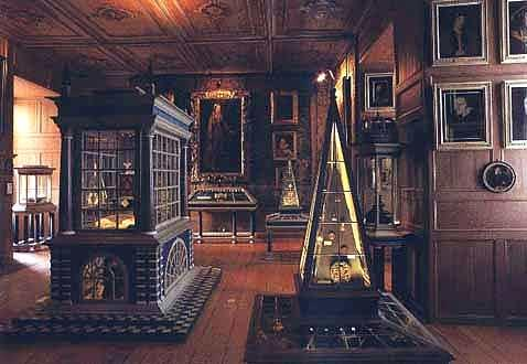 Mary's Private Living Quarters - Holyroodhouse Famous Historical Events Famous People Social Studies World History Tragedies and Triumphs