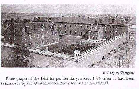 Old Arsenal Penitentiary Crimes and Criminals American History Famous Historical Events Social Studies Trials Nineteenth Century Life