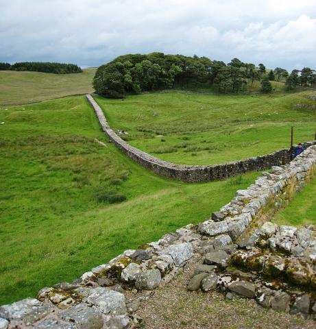 Hadrian's Wall Geography World History Ancient Places and/or Civilizations