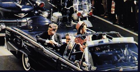 Motorcade in Dallas American History Disasters Government Social Studies The Kennedys American Presidents