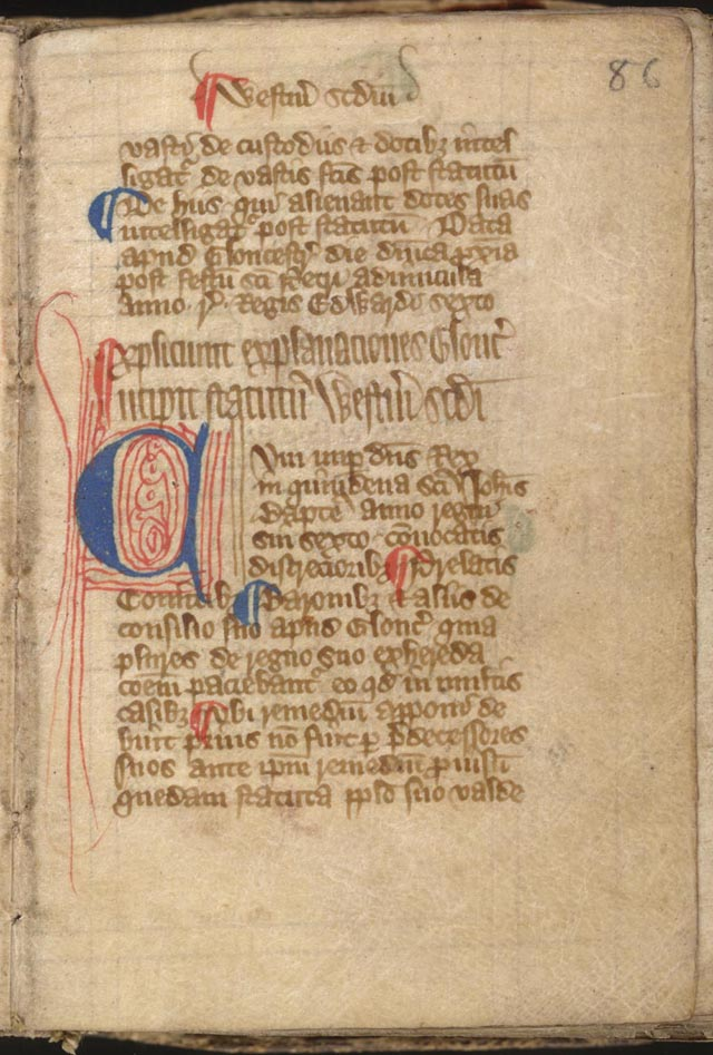 a history of the magna carta libertatum Magna carta, also called magna carta libertatum (great charter of freedom), is an english legal charter, originally issued in the year 1215 and was written in latin.