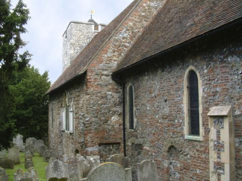 Oldest Church in England - St. Martin's Medieval Times Philosophy Visual Arts Geography