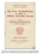 Mass Extermination of Jews in Occupied Poland - 1942 Report