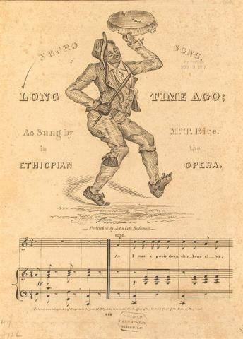 Long Time Ago - Genuine African-American Tune - Preview Image