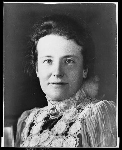 Edith Kermit Carrow Roosevelt second wife of Theodore Roosevelt