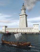 Student Stories on the Lighthouse of Alexandria