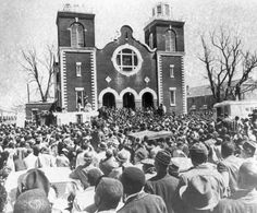Brown Chapel in Selma