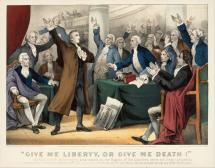 Patrick Henry's Speech to the Second Virginia Convention
