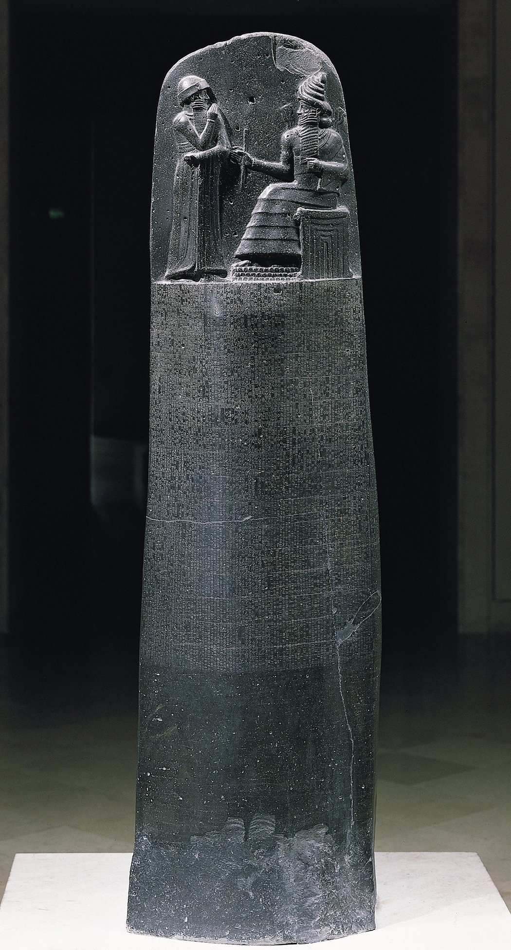 hammurabis code was it just Step 2: view hammurabi's code of laws decide which laws are fair or unjust by creating a t-chart hammurabi's code of laws (phillipmartininfo) create your t-chart on a piece of paper to resemble this: hammurabi's code of laws: fair or unjust.
