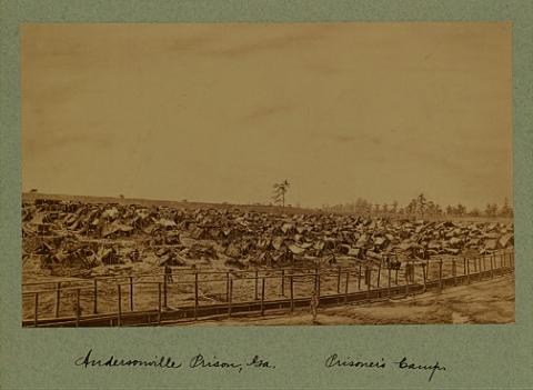 Andersonville Prison American History Geography Social Studies Civil Wars Nineteenth Century Life