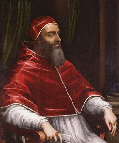 Pope Clement VII  Medieval Times Visual Arts Biographies Legends and Legendary People Social Studies World History Philosophy