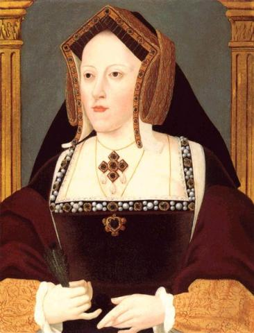 Catherine of Aragon - First Wife of Henry VIII Visual Arts Famous People