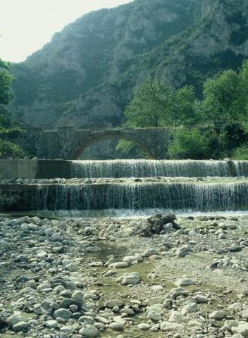 River Asopus at Thermopylae Ancient Places and/or Civilizations Famous Historical Events Film Geography World History