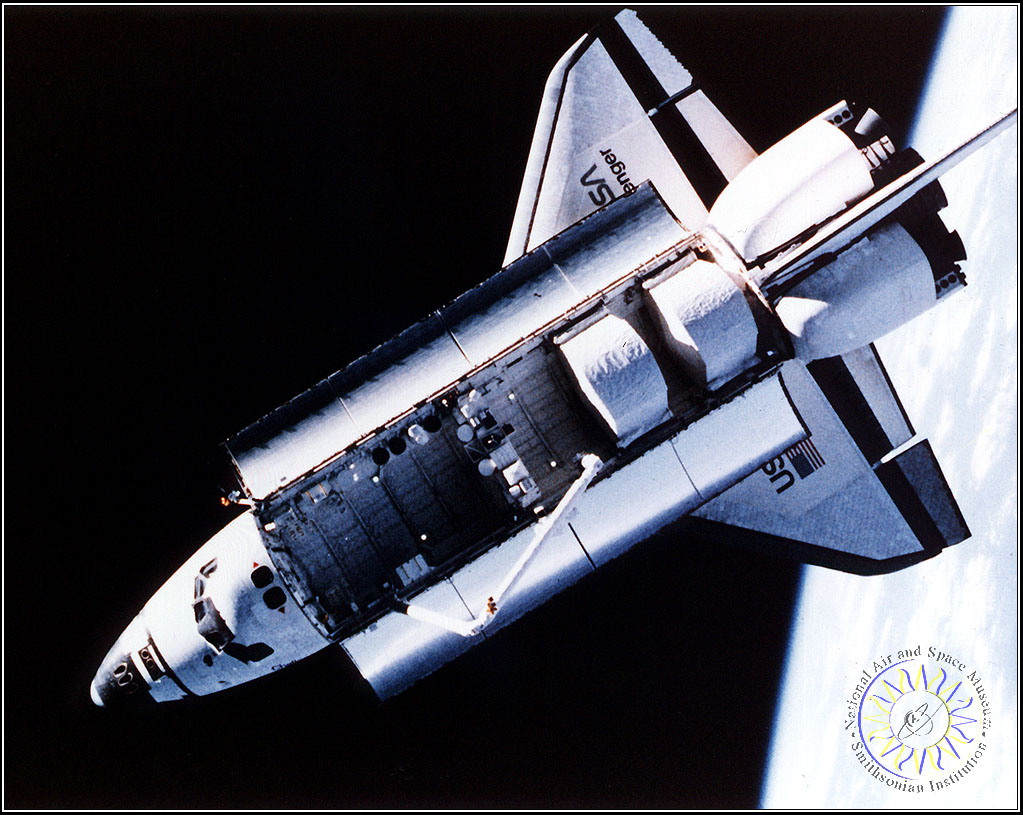 space shuttle challenger payload - photo #1
