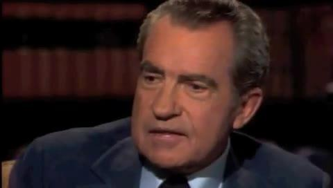 Richard Nixon - Apologizes for Watergate