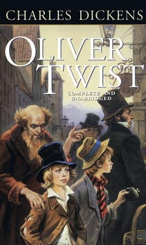Oliver Twist - by Charles Dickens Visual Arts Civil Rights Law and Politics Social Studies Nineteenth Century Life