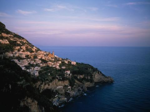 Amalfi Coast - Panorama Visual Arts Geography