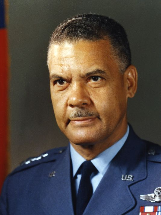 benjamin o davis jr a symbol Benjamin o davis, jr is remembered for many things: being the first black air   more than that, he is a symbol of the ability of a black man to.