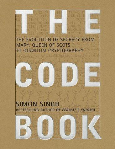 The Code Book - by Simon Singh Biographies Famous Historical Events Famous People History Social Studies Law and Politics