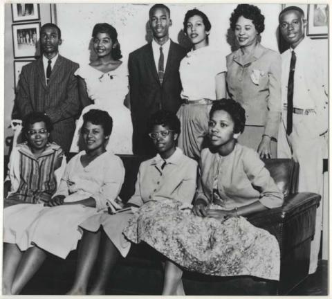 The Little Rock Nine 0 Member Stories 0 Member Stories African American History American History American Presidents Assassinations Civil Rights Famous Historical Events Famous People Government History Law and Politics Social Studies The Kennedys