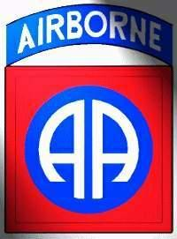 D-Day - All American Airborne Patch  American History Social Studies Visual Arts World War II Disasters