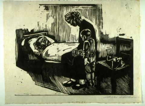 Visit to the Hospital Social Studies Visual Arts World History World War I Tragedies and Triumphs