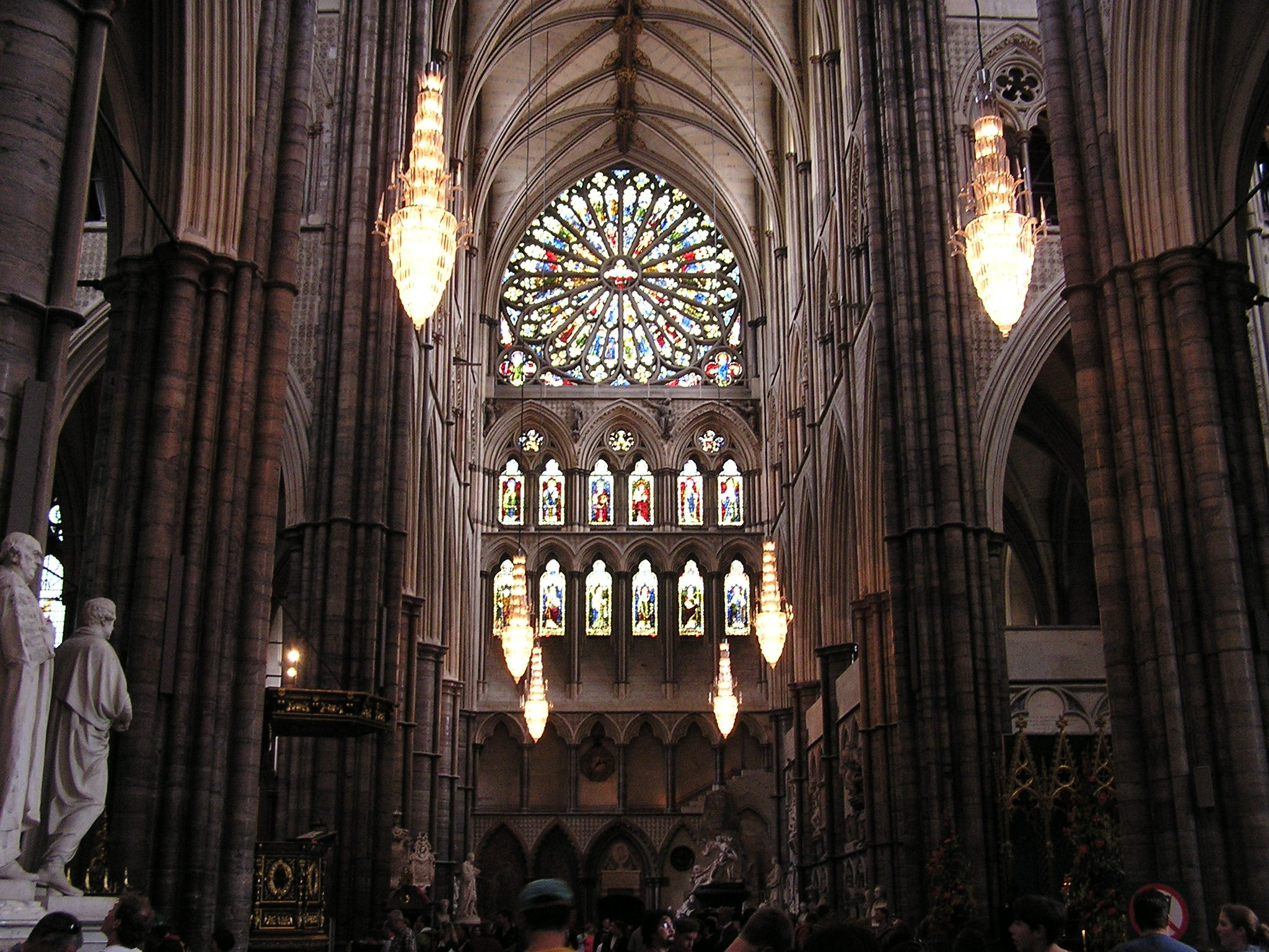 church at westminster abbey