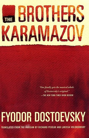 Author of The Brothers Karamazov